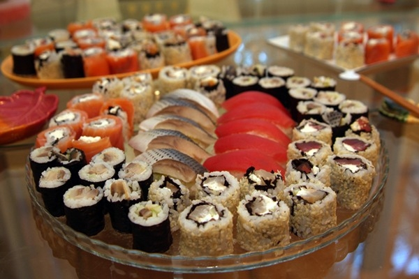 бизнес суши