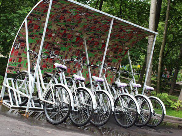 взять велосипед напрокат