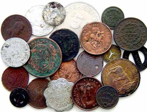 бизнес на монетах