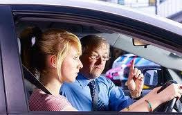 бизнес инструктор по вождению